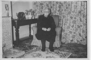 Agnes Marsh early 1950s