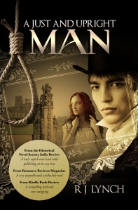 A Just and Upright Man cover R J Lynch updated June 2014