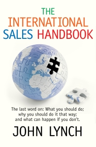 International Sales Handbook cover Hi Res