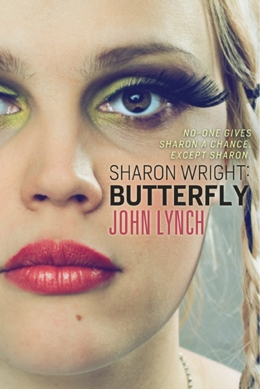 Crime fiction Sharon Wright: Butterfly